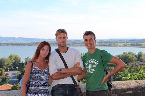 castiglione del lago_vänner