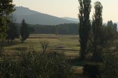 golfbanan i morgondis