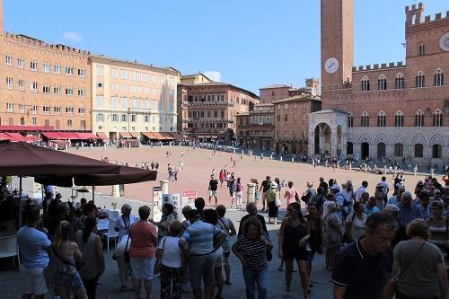 torget i Siena