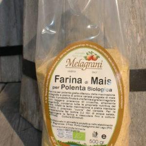 påste med majsmjöl